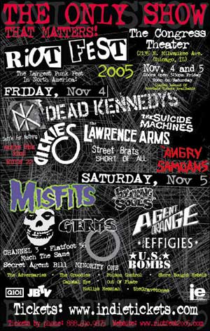 2005 Lineup