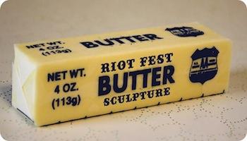 Riot Fest Butter