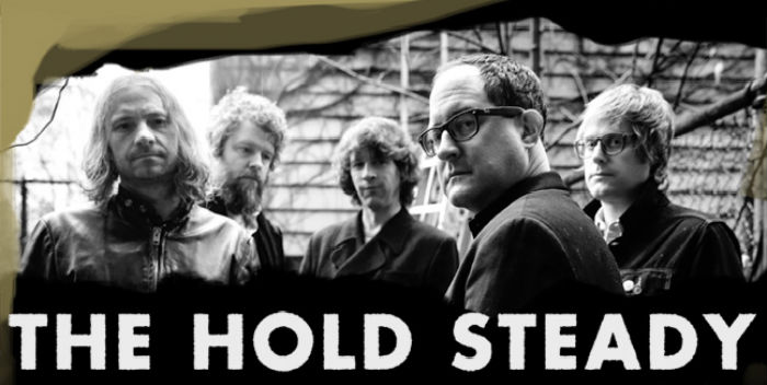 the hold steady concord music hall