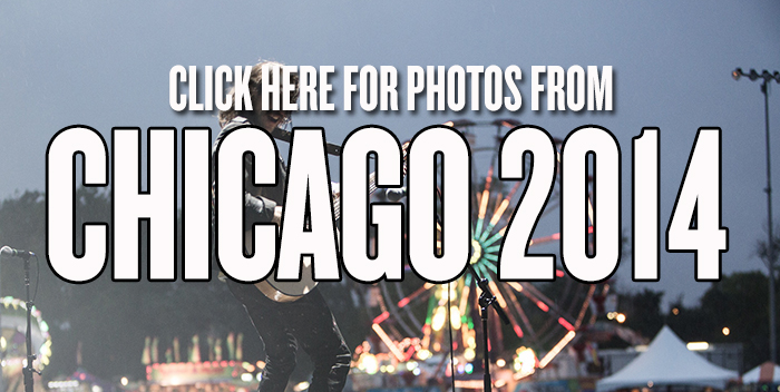 Chicago Photos with text