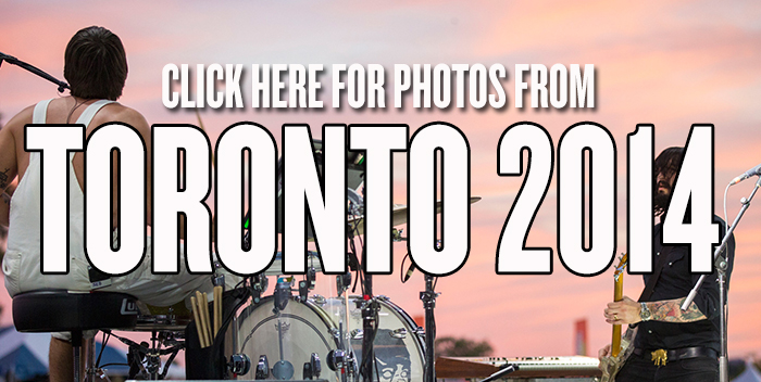 Toronto Photos with text