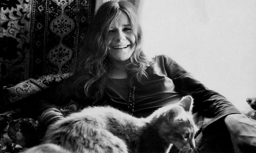 Janis Joplin Cat