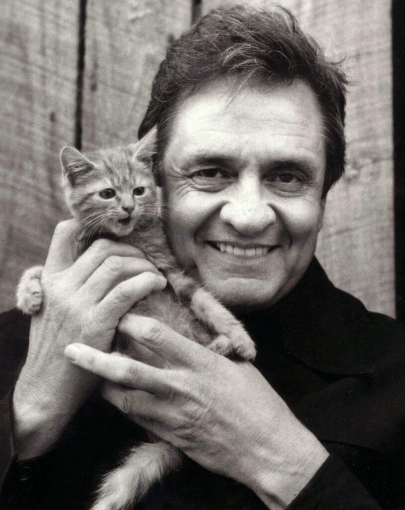 Johnny Cash Cat