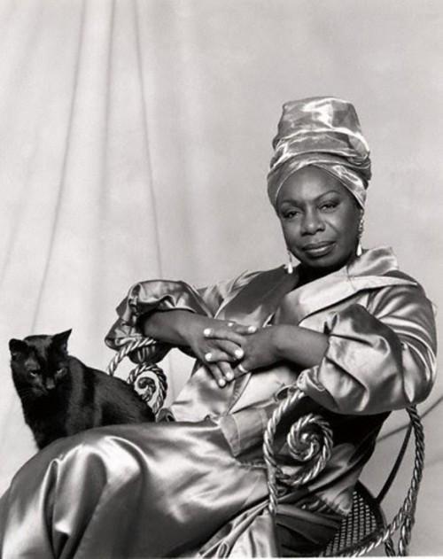 Nina Simone Cat