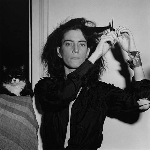 Patti Smith Cat (2)