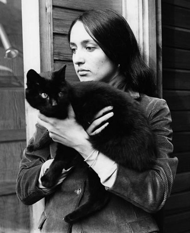 joan baez cat