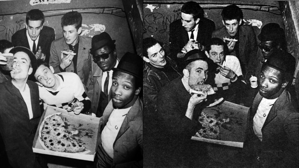 the specials pizza