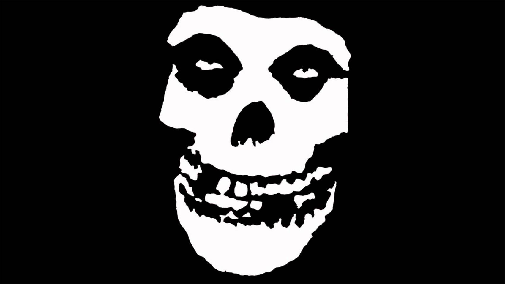 The Misfits Skull Logo Hits From Hell:...