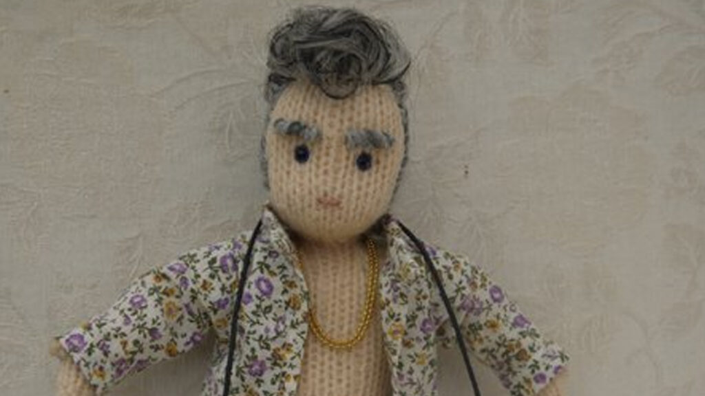 morrissey doll