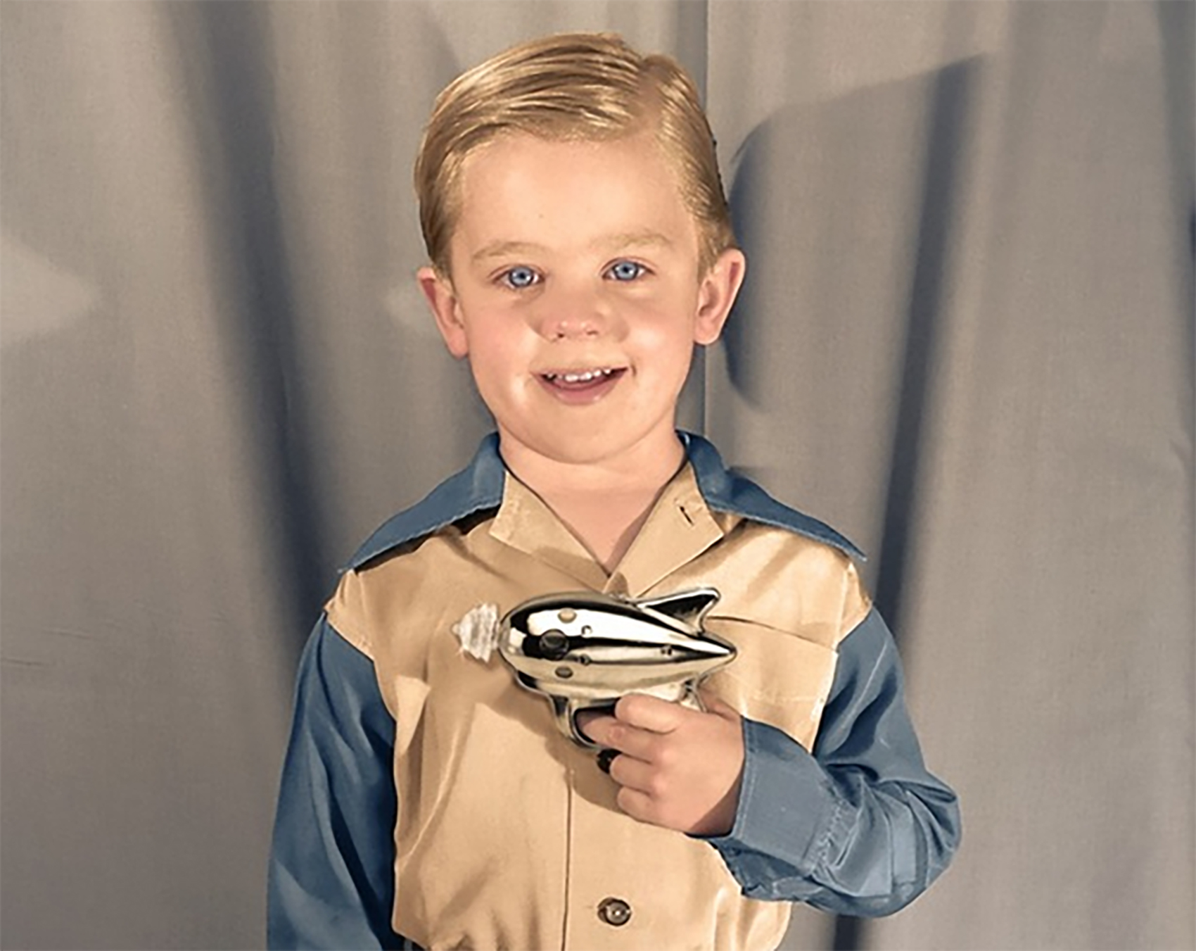 raygun kid 1700