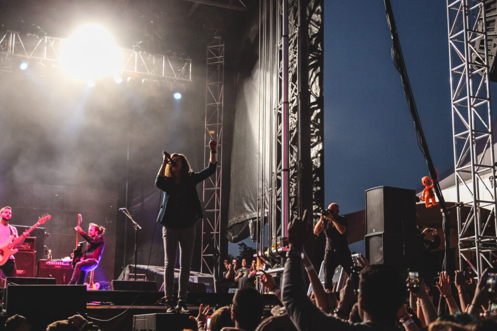 The Academy Is... - Riot Fest Chicago 2015
