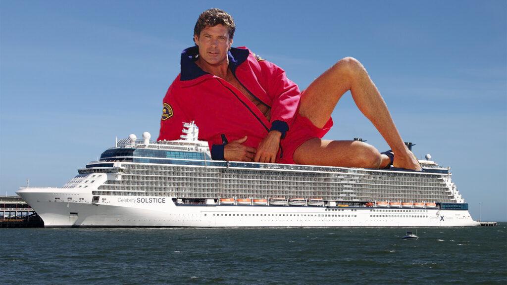 hasselhoff cruise