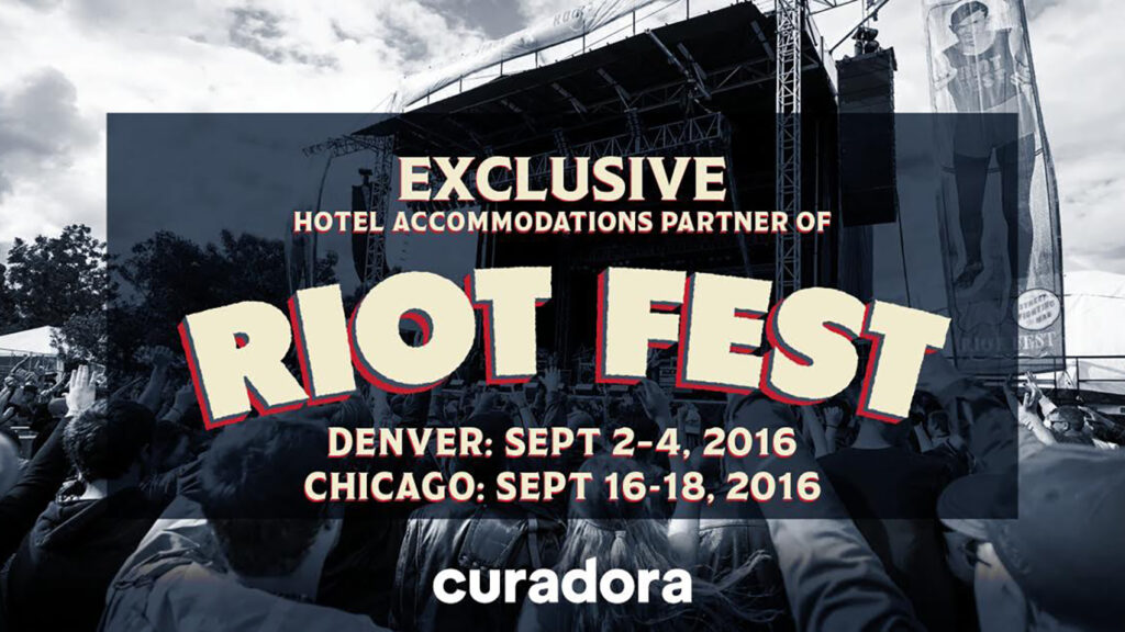 riot fest hotel