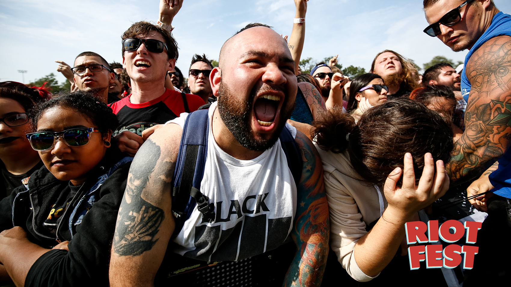 People Of Riot Fest Ch...