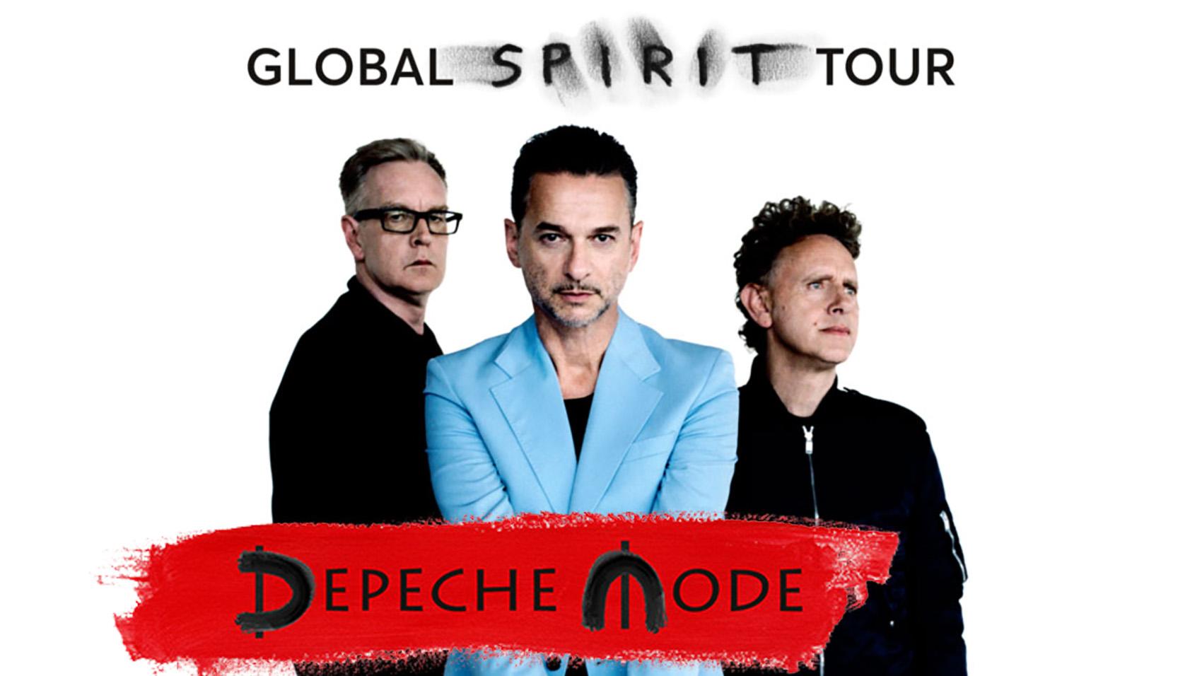 Depeche Mode  Tour Dates