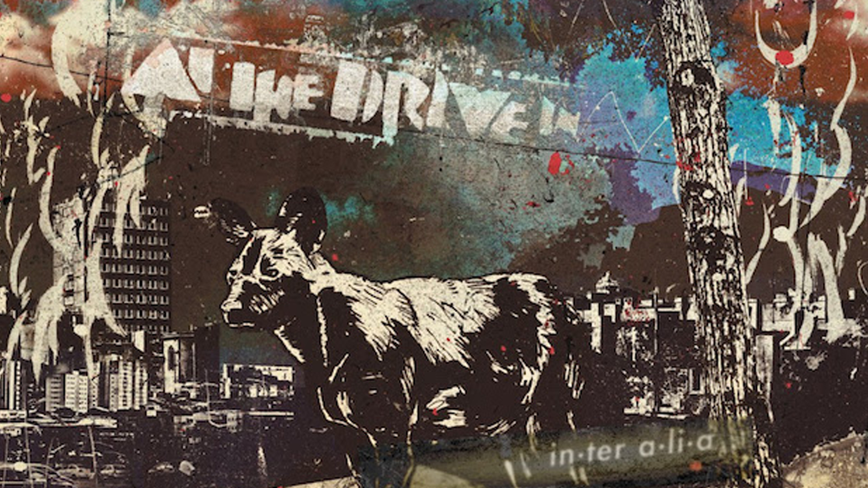 at the drive in album