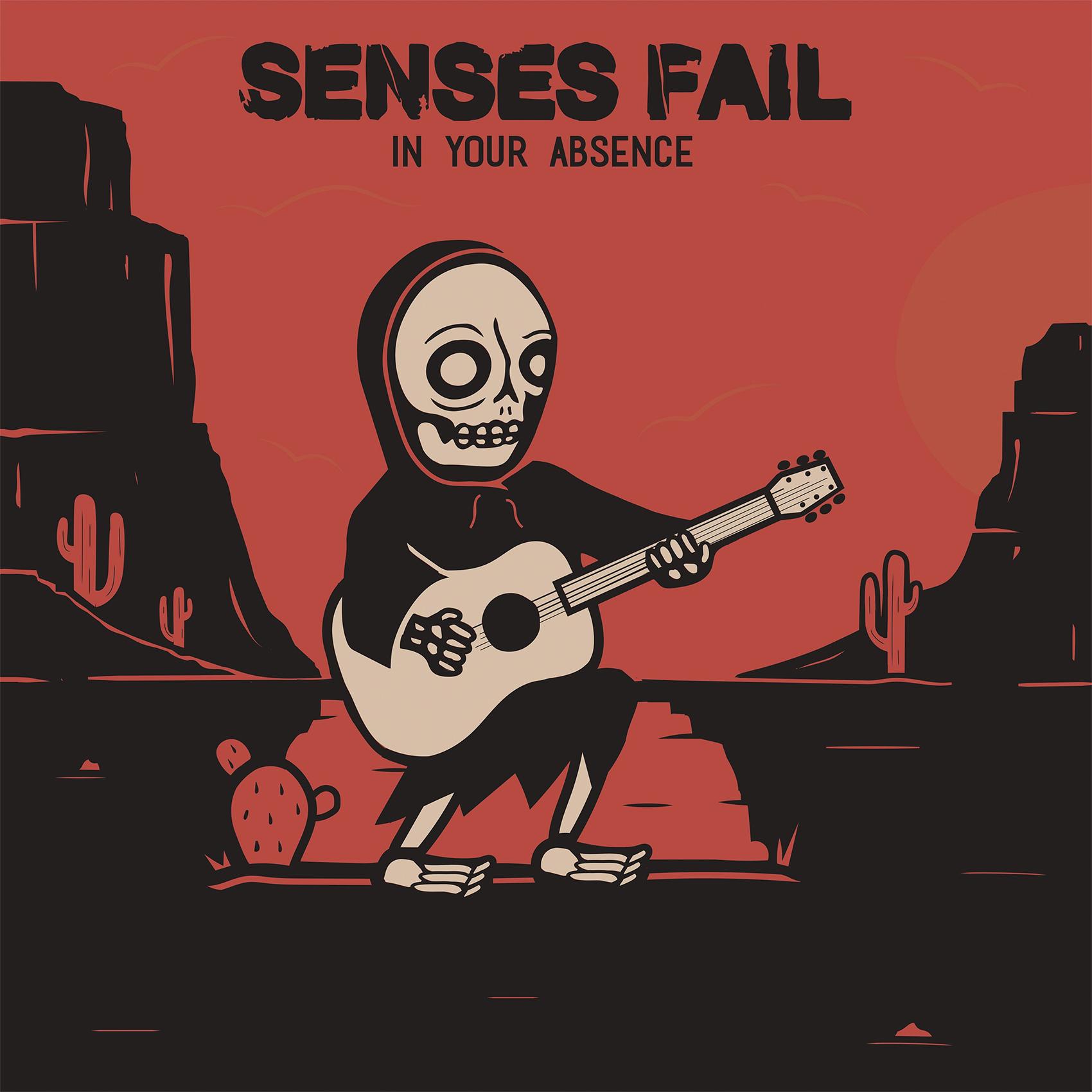 senses fail album