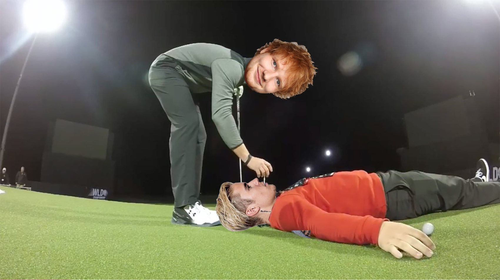 That One Time Ed Sheeran Got Drunk And Hit Justin Bieber In The Face