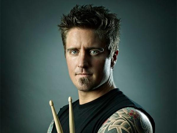 Nickelback Drummer