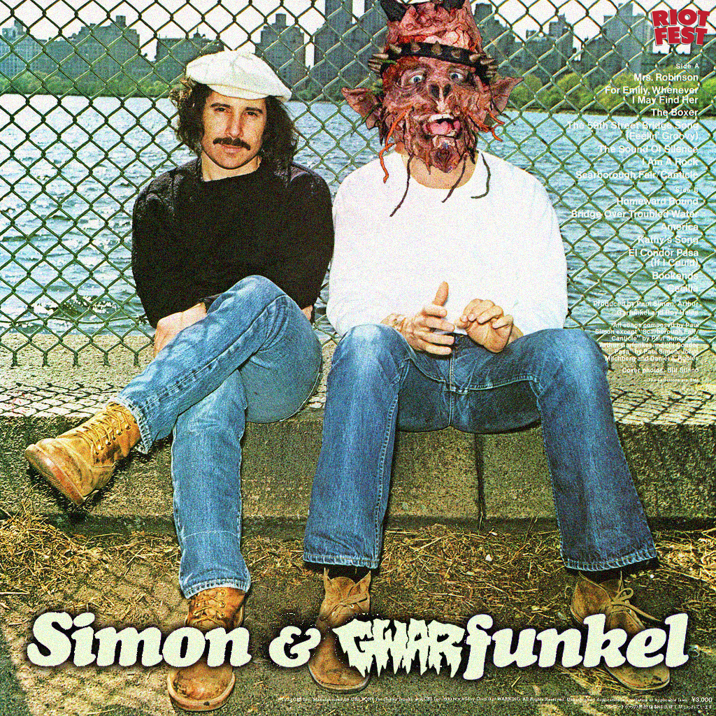 simon and gwarfunkel