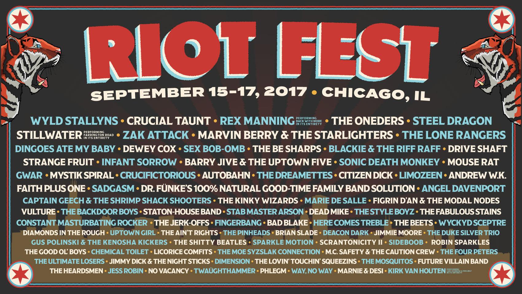 Chicago sex fest