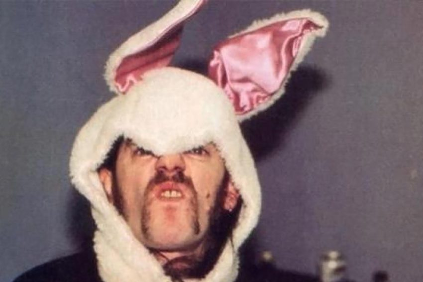 Creepy Easter Rabbit Archives Riot Fest