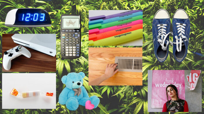 The DEA Has A Great List Of Places To Hide Your Drugs | Riot