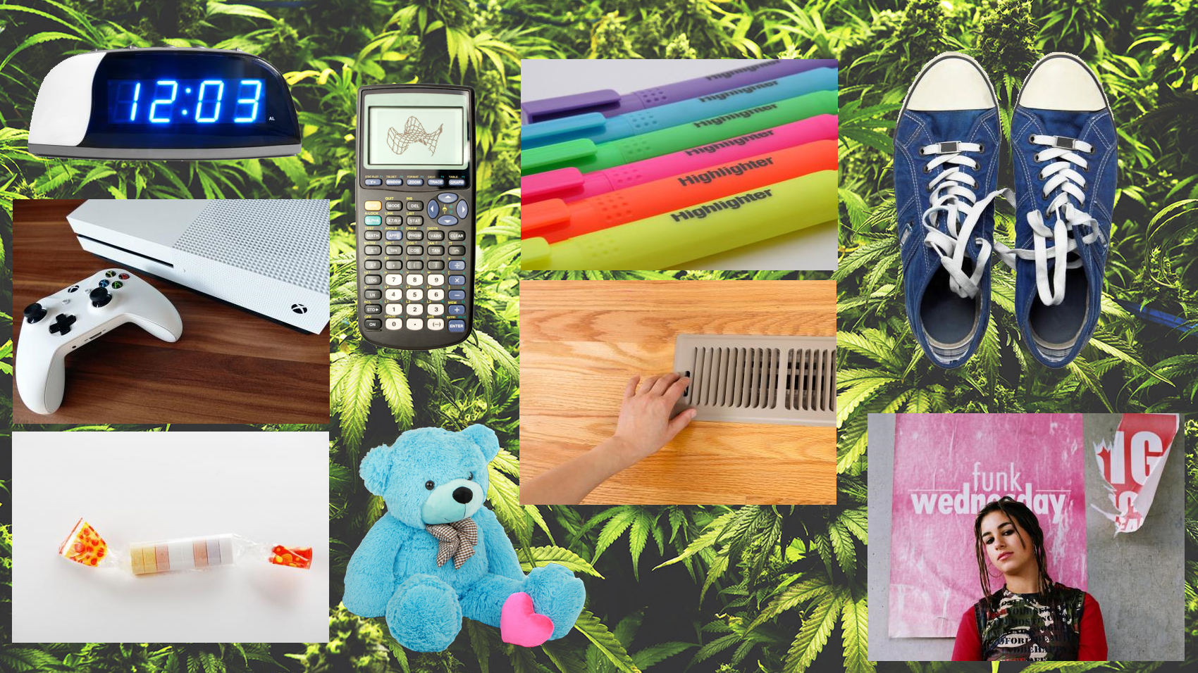 The DEA Has A Great List Of Places To Hide Your Drugs   Riot