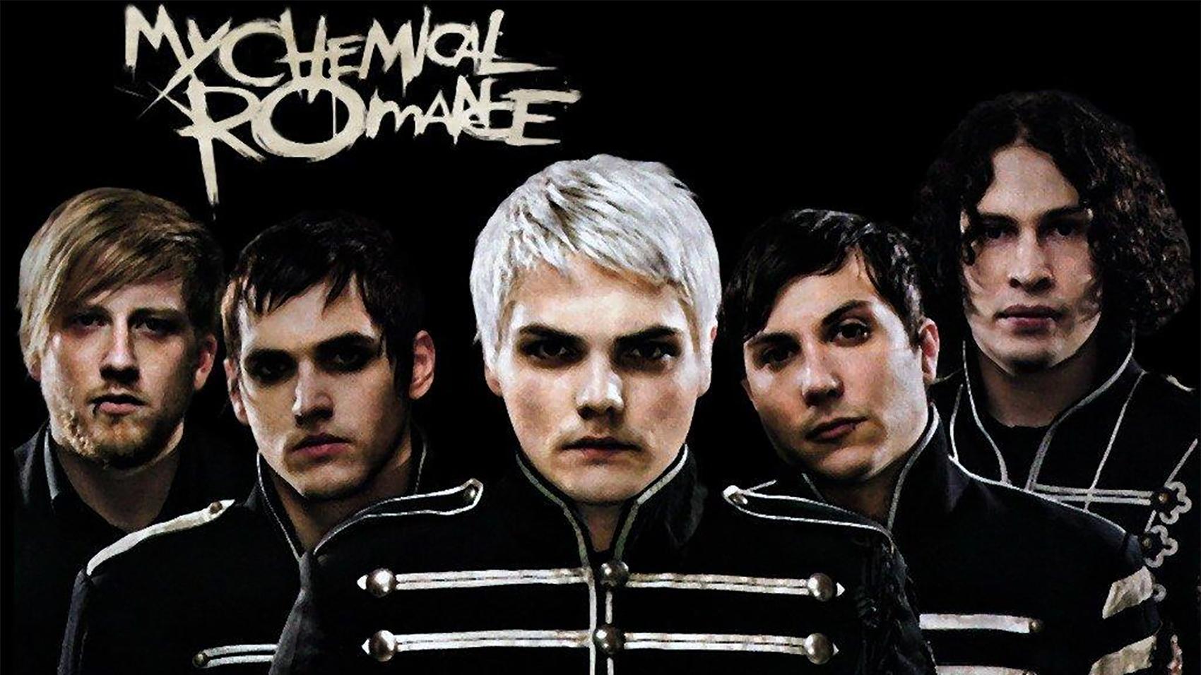 My Chemical Romance Tour >> My Chemical Romance Reunited Last Night Riot Fest
