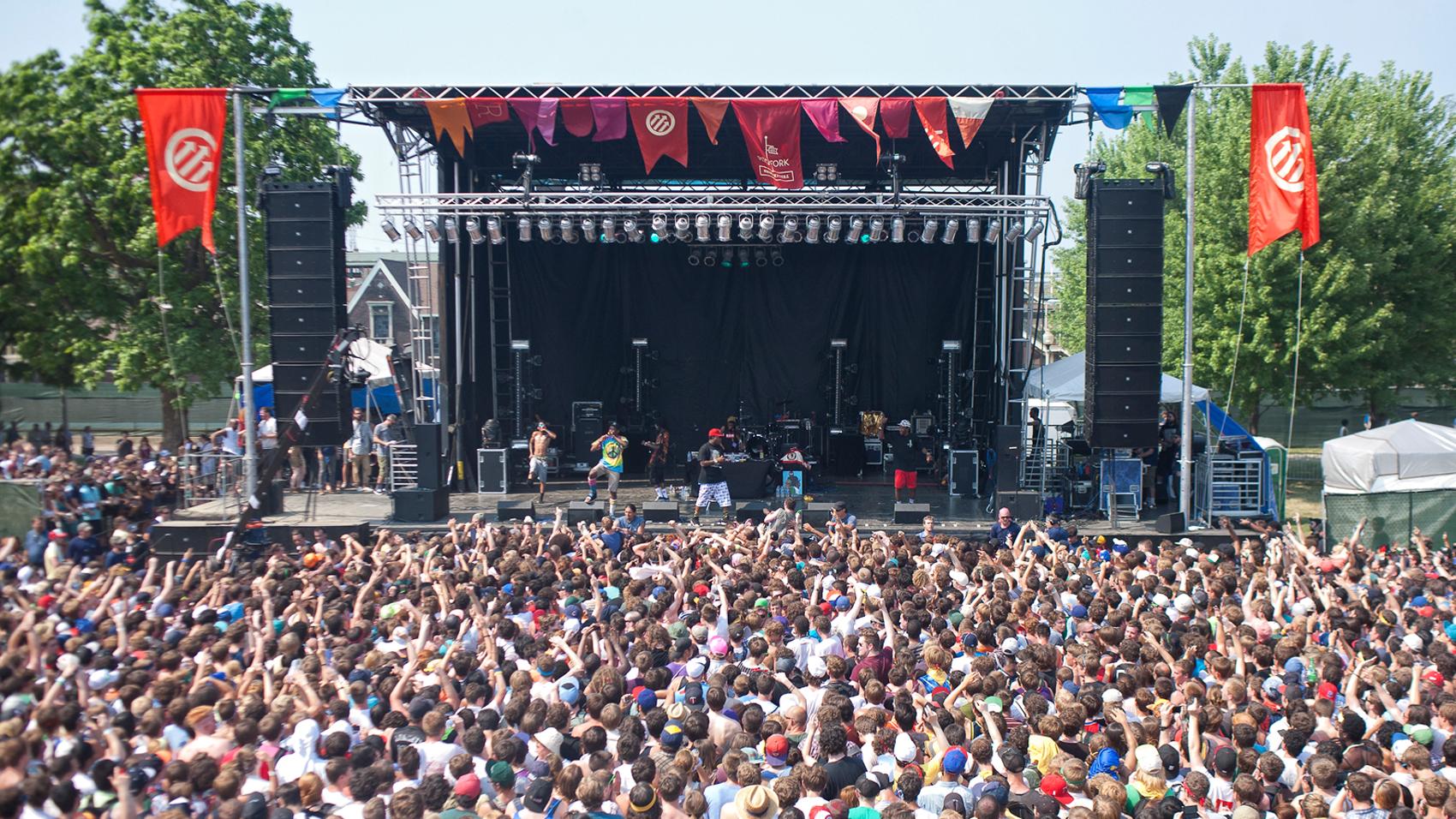 riot fest staff picks for pitchfork music festival - riot fest