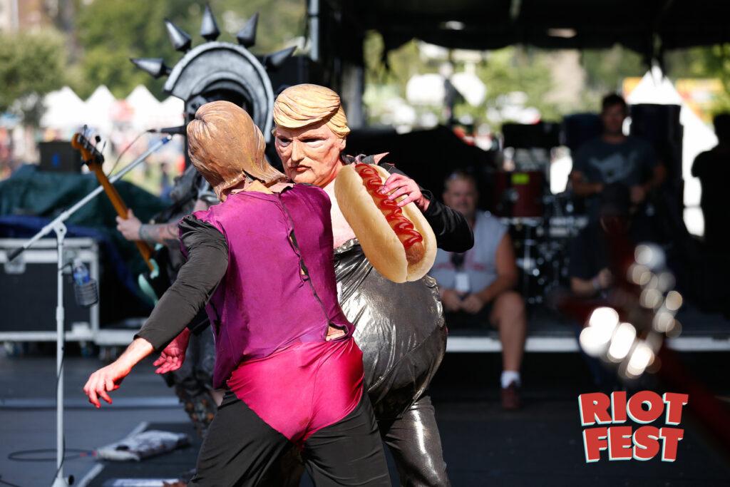 Hot Dog Fest Chicago Bands
