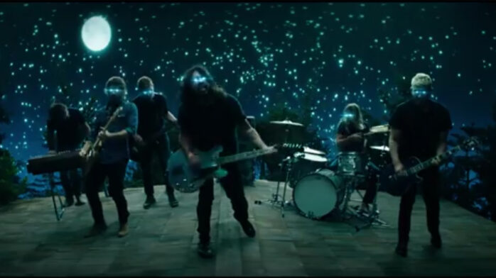 foo fighters release new song the sky is a neighborhood riot fest. Black Bedroom Furniture Sets. Home Design Ideas
