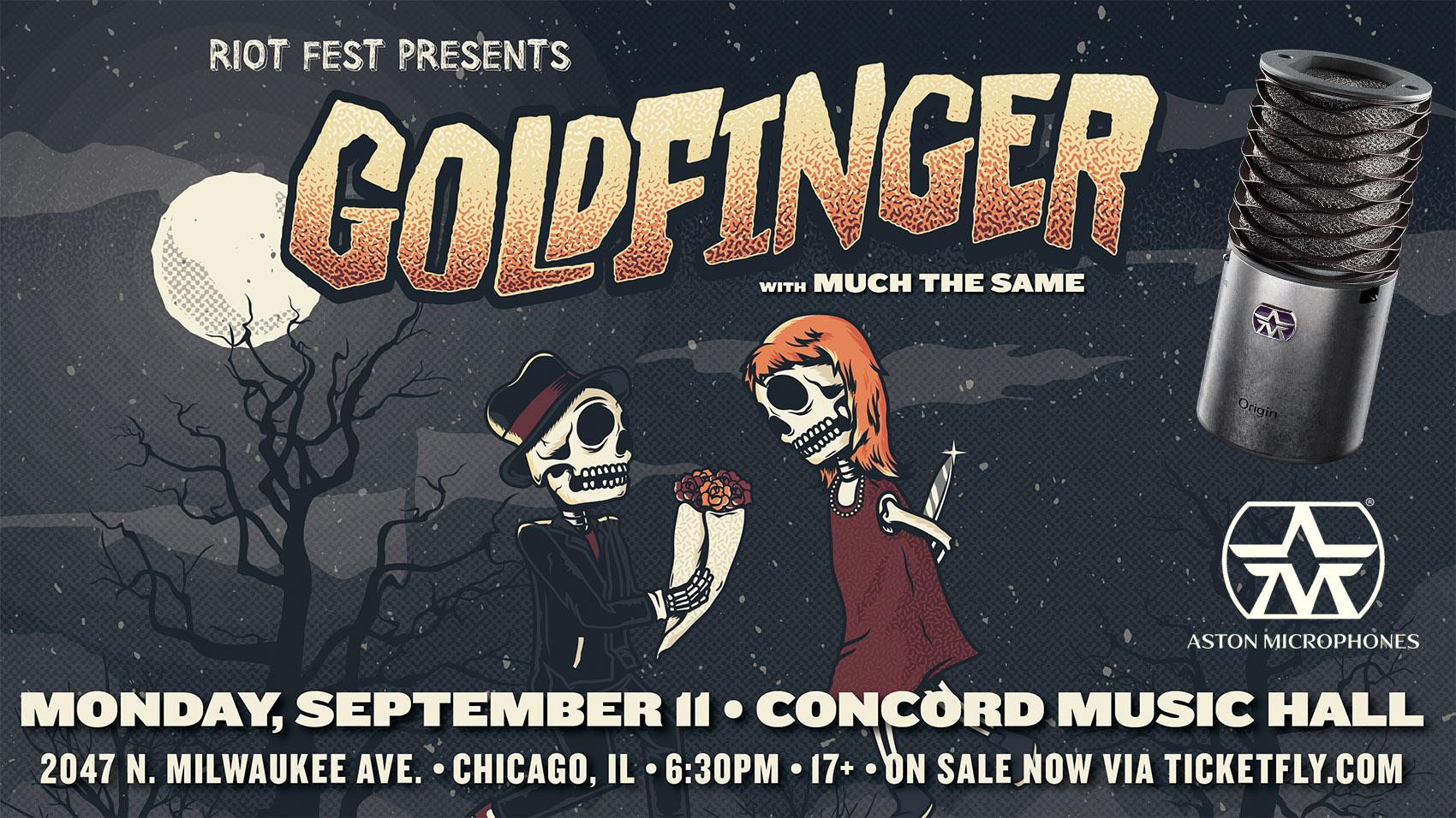 Goldfinger Pop punk band