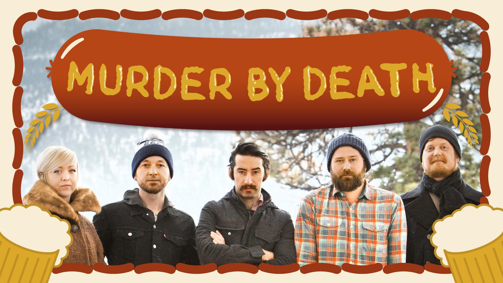 Murder By Death's Würst Interview Ever | Riot Fest