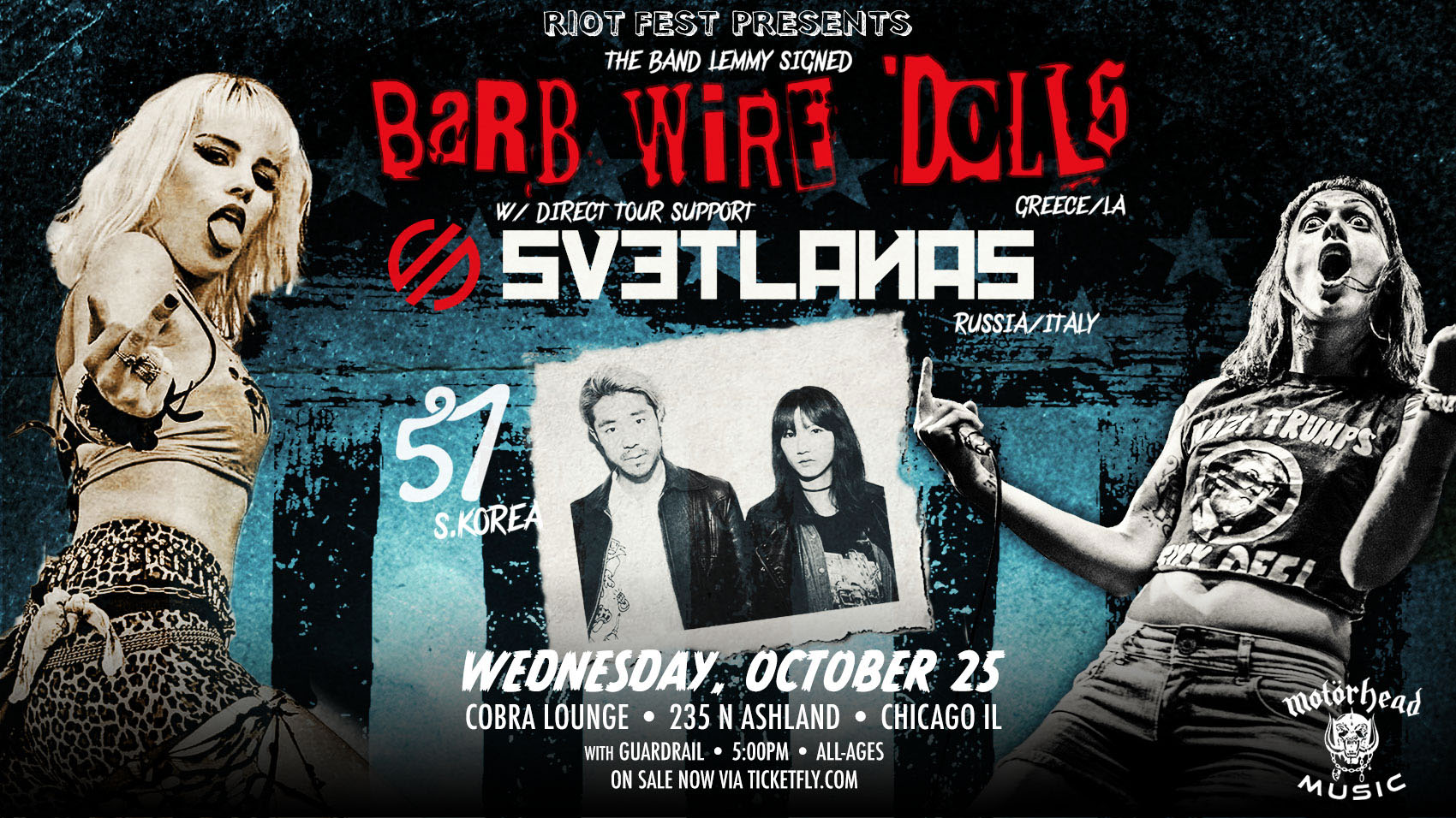 The Riot Fest Interview: Isis Queen from Barb Wire Dolls | Riot Fest