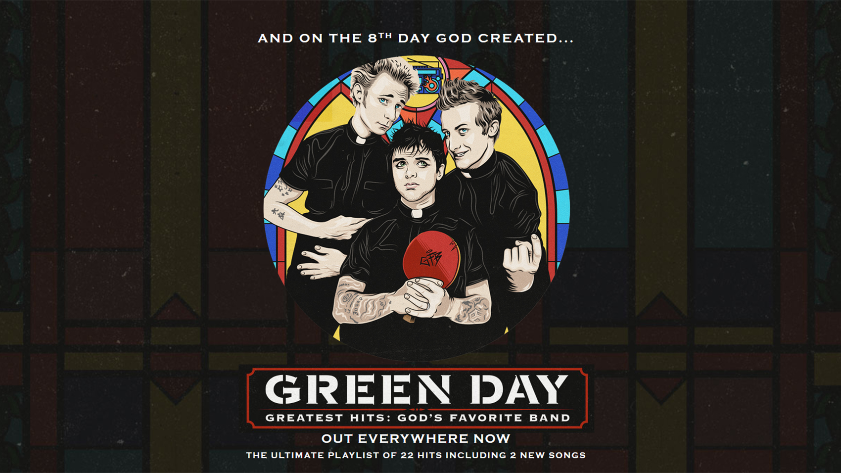 Green Day God S Favorite Band Releases Greatest Hits Album Riot Fest