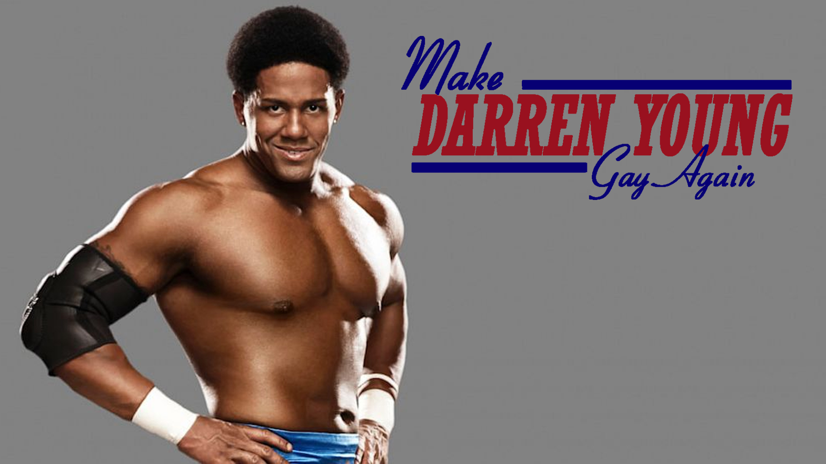 Last Week Wwe Announced That It Had Come To Terms On The Release Of Former Tag Team Champion Darren Young The News Was Less Shocking Than The Surprise