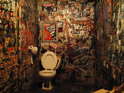 7 Of The Most Unforgettable Toilets In Punk Rock Riot Fest
