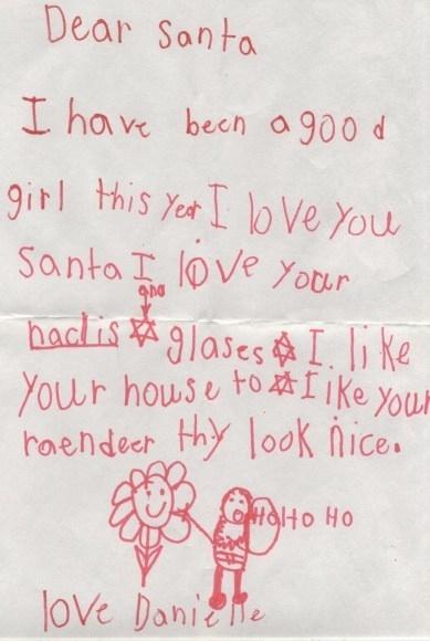 9 nice letters to santa riot fest spiritdancerdesigns Images