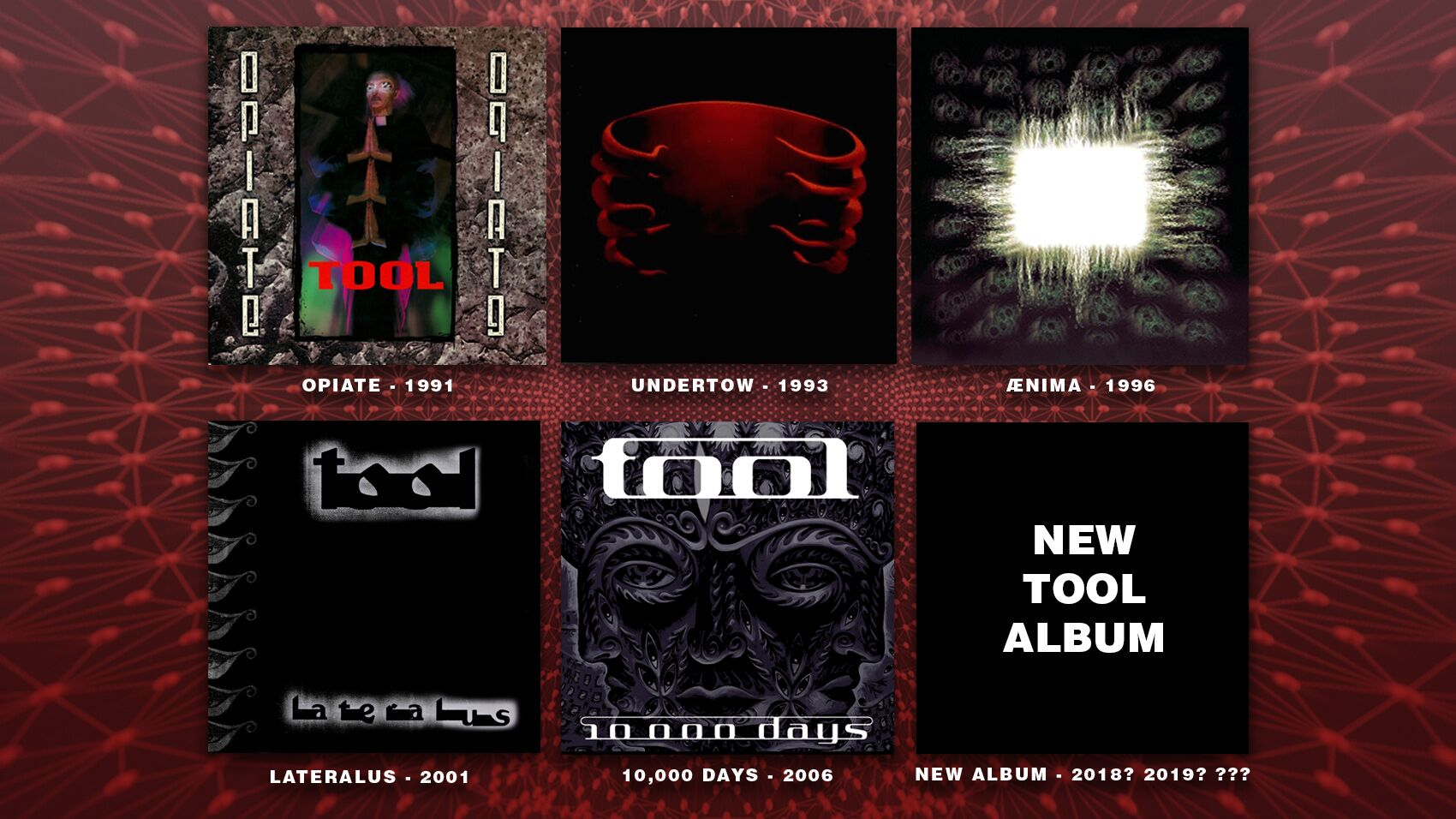 Tool Is Actually Recording a New Album, Says Tool | Riot Fest