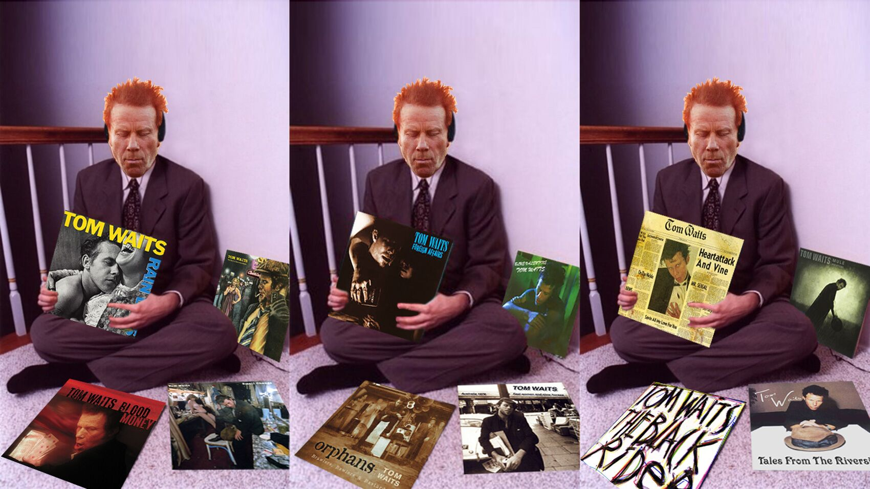 The Definitive Tom Waits Playlist, Curated by Tom Waits | Riot Fest