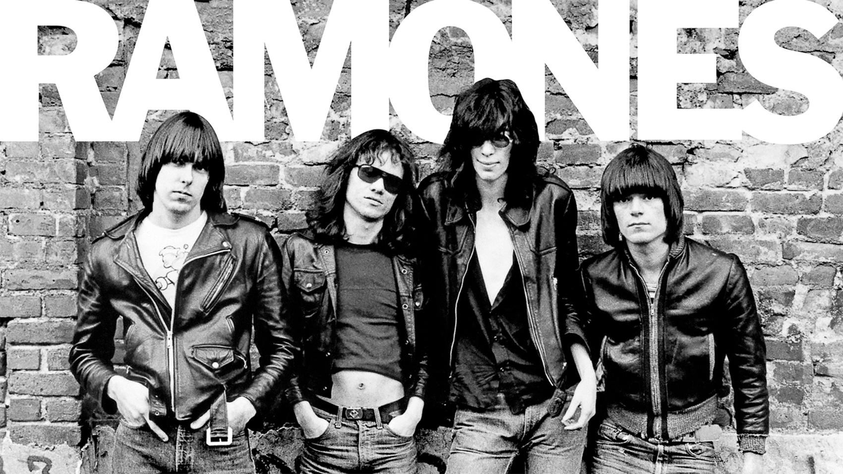 Let's all wish the Ramones' debut album a happy birthday