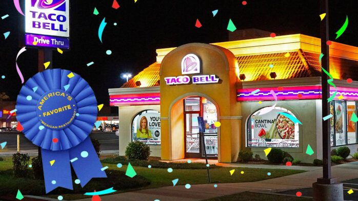 Is Taco Bell Open On Christmas.Taco Bell Is America S Favorite Mexican Restaurant Riot Fest