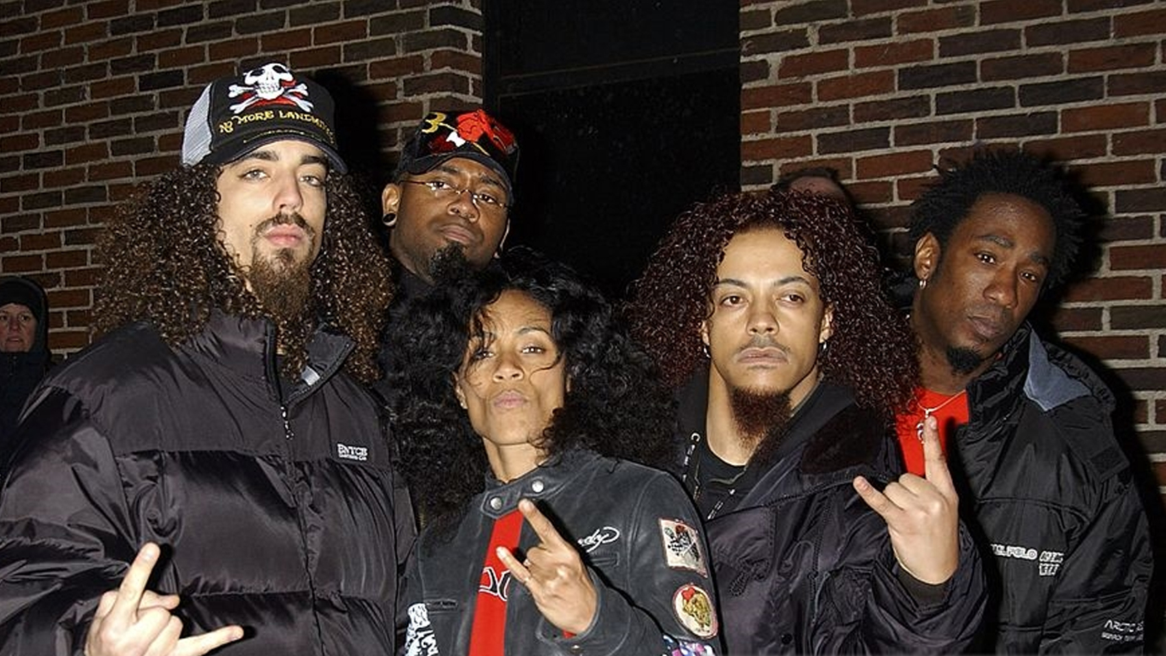 Did You Know Jada Pinkett Smith Has A N Metal Band