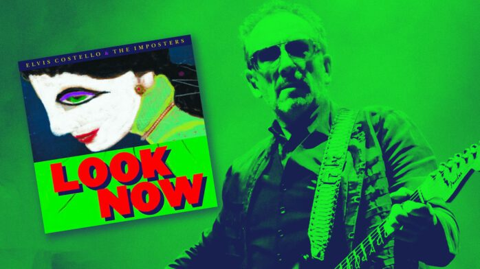 Image result for elvis costello look now