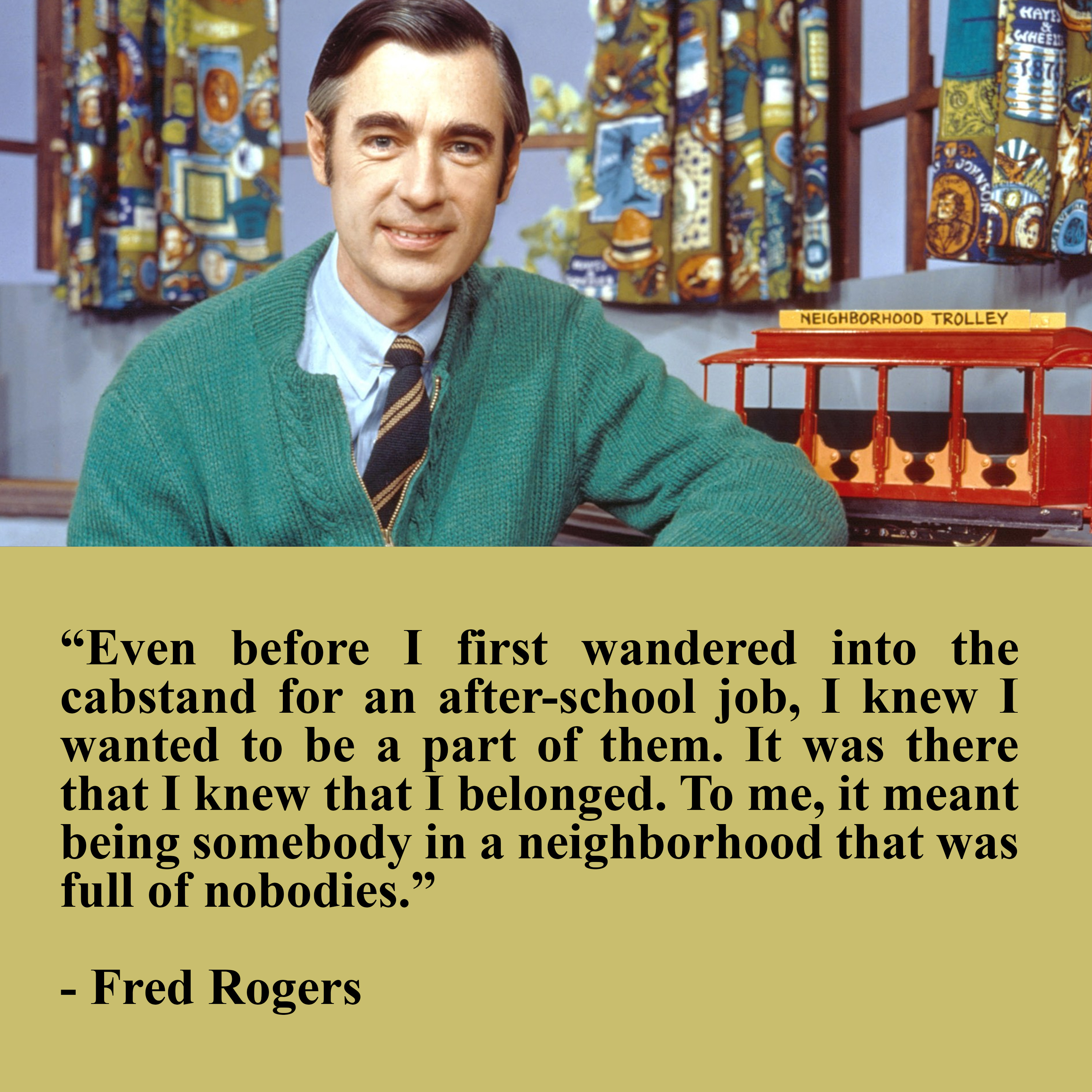 Our Favorite Fred Rogers Quotes From The Mr Rogers Movie Riot Fest