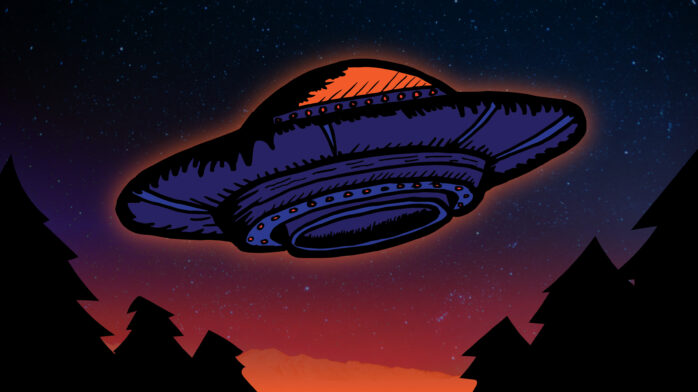 UFOs Are Real, and for Some Reason We're Not Talking About It