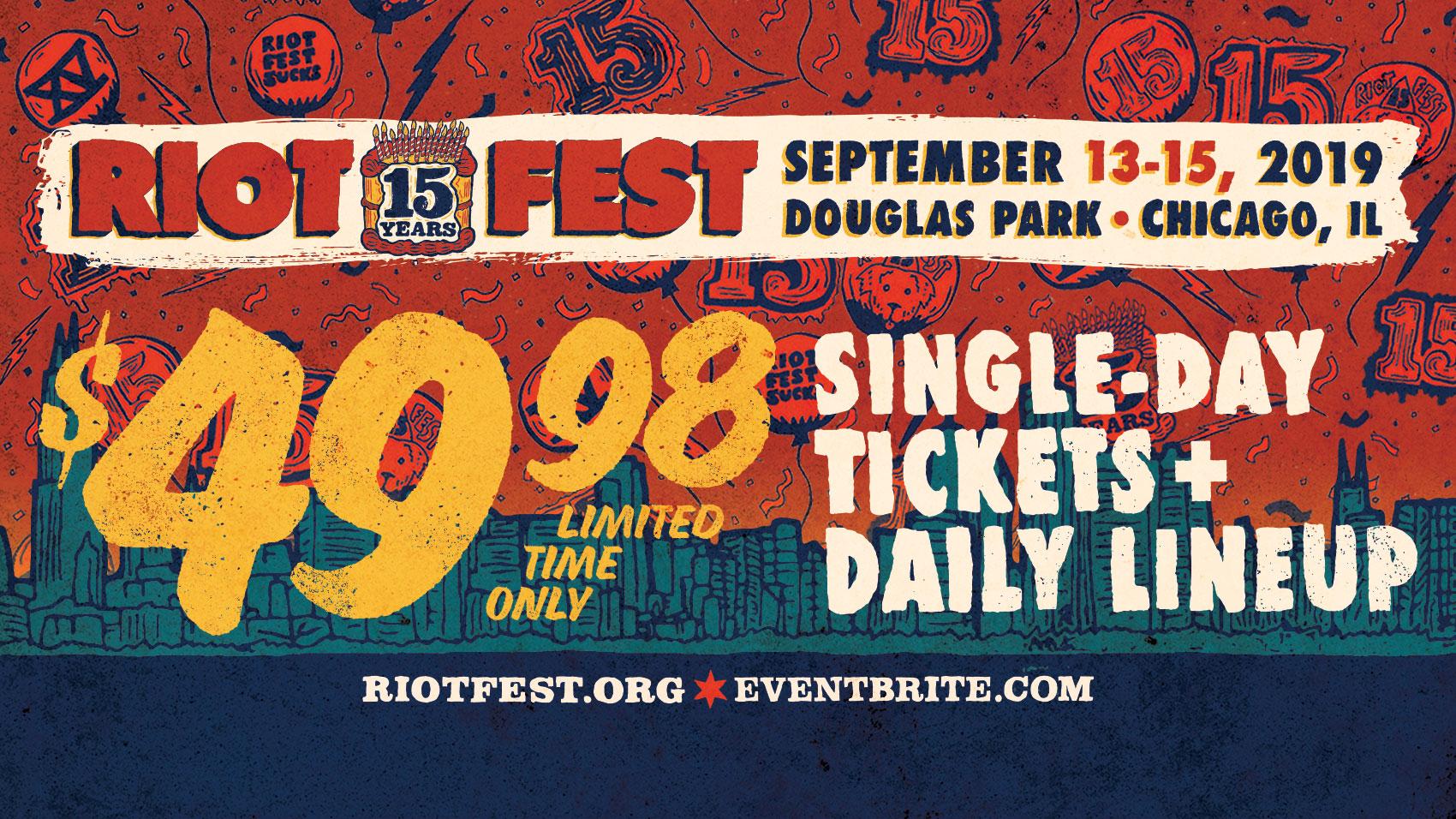 Riot Fest | Chicago, IL