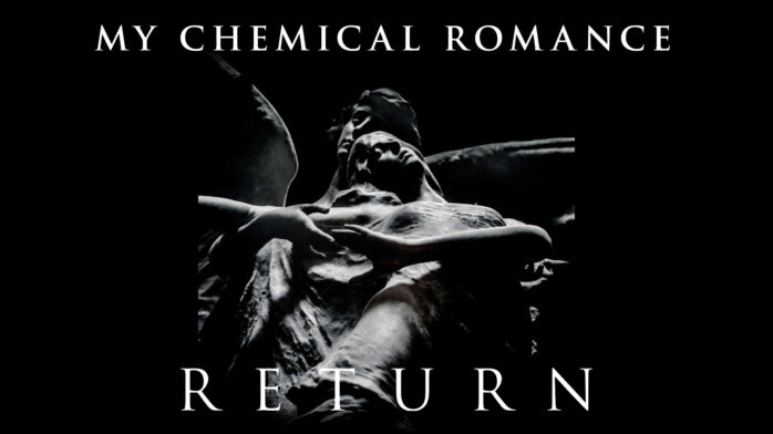 My Chemical Romance regroup for Christmas show class=