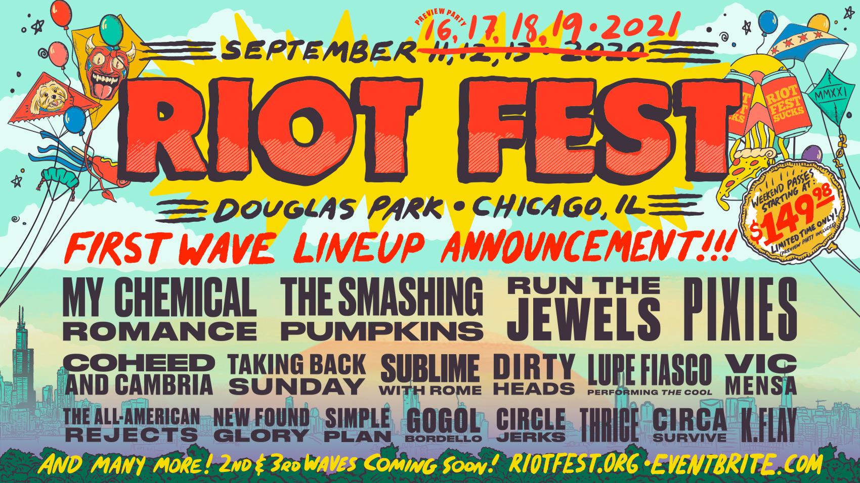 Festival September 2021